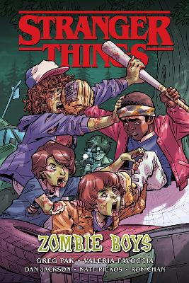 Stranger Things: Zombie Boys (graphic Novel) by Greg Pak