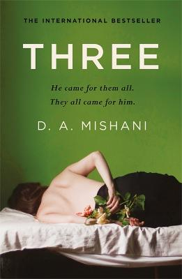 Three: an intricate thriller of deception and hidden identities by D. A. Mishani
