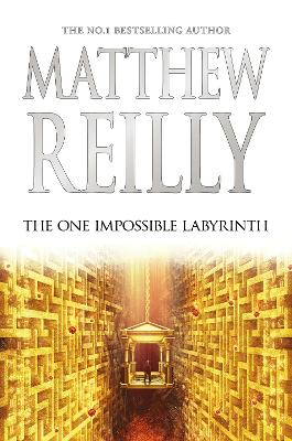 The One Impossible Labyrinth book