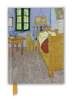Vincent van Gogh: Bedroom at Arles (Foiled Journal) by Flame Tree Studio