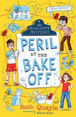 The Muddlemoor Mysteries: Peril at the Bake Off book