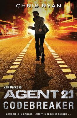 Agent 21: Codebreaker book