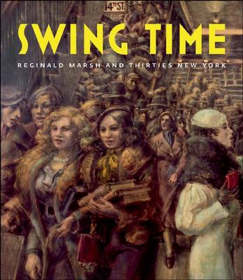 Swing Time by Barbara Haskell