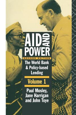 Aid and Power book