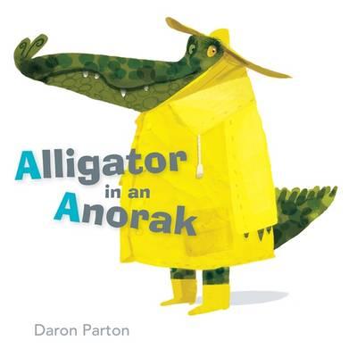 Alligator in an Anorak book