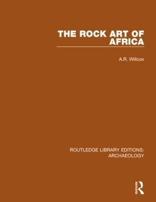 Rock Art of Africa book