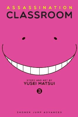 Assassination Classroom, Vol. 3 by Yusei Matsui