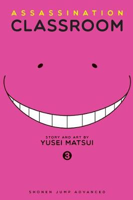 Assassination Classroom, Vol. 3 book