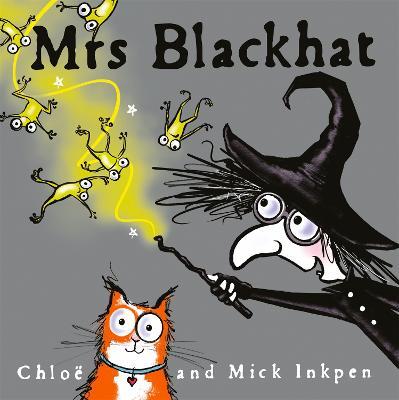 Mrs Blackhat by Mick Inkpen