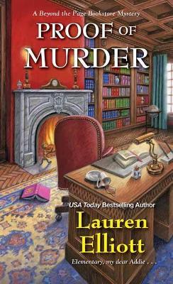 Proof of Murder by L. Elliott