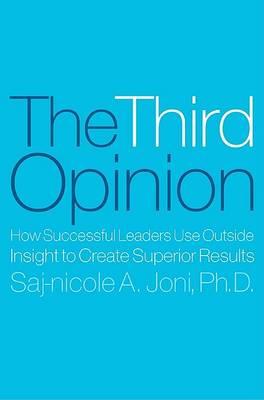 Third Opinion book