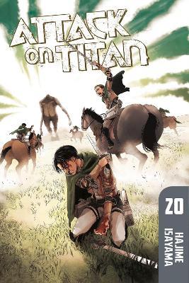Attack On Titan 20 by Hajime Isayama