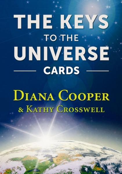 Keys to the Universe Cards by Diana Cooper