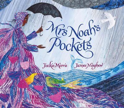 Mrs Noah's Pockets book