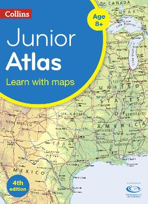 Collins Junior Atlas by Collins Maps