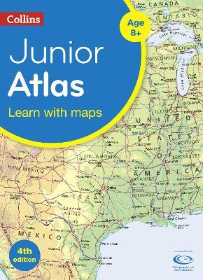 Collins Junior Atlas by Collins Maps