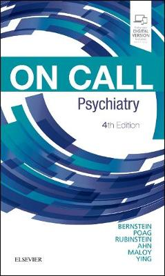 On Call Psychiatry by Carol A. Bernstein