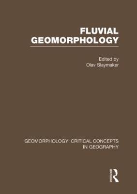 Fluvial geomorphology book