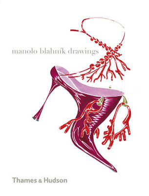 Manolo Blahnik Drawings by Anna Wintour