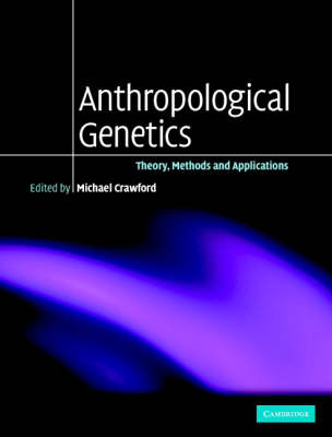 Anthropological Genetics book