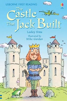 The Castle That Jack Built by Lesley Sims
