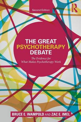 Great Psychotherapy Debate by Bruce E. Wampold