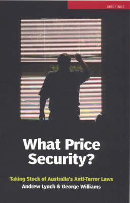 What Price Security? book