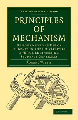 Principles of Mechanism book