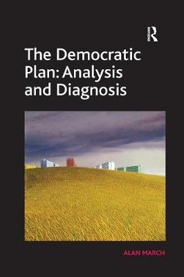 Democratic Plan: Analysis and Diagnosis book
