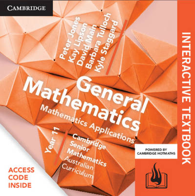 CSM AC General Mathematics Year 11 Digital (Card) by Peter Jones