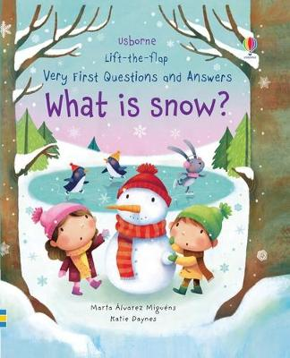 What is Snow? by Katie Daynes