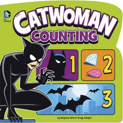 Catwoman Counting book