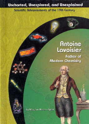 Antoine Lavoisier by Marylou Morano Kjelle