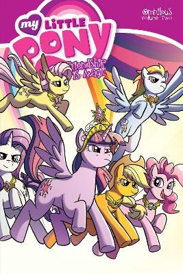 My Little Pony Omnibus Volume 2 by Katie Cook