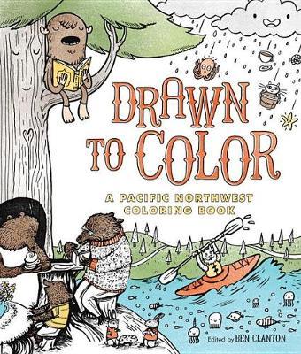 Drawn to Color by Ben Clanton