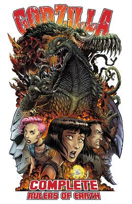 Godzilla: Complete Rulers of Earth Volume 1 book