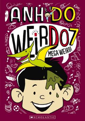 WeirDo #7: Mega Weird book