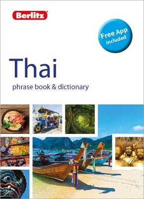 Berlitz Phrase Book & Dictionary Thai(Bilingual dictionary) by Berlitz Publishing