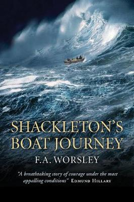 Shackleton's Boat Journey book