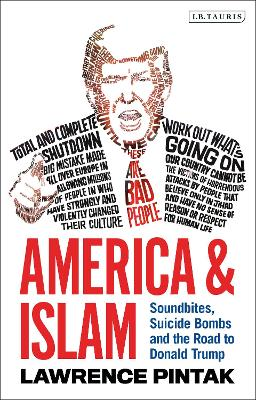 America & Islam: Soundbites, Suicide Bombs and the Road to Donald Trump by Lawrence Pintak