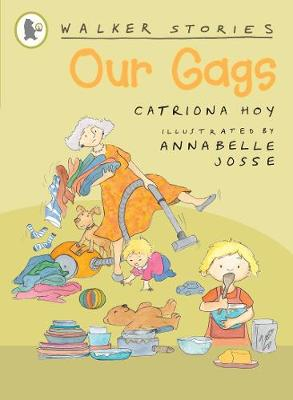 Our Gags: Walker Stories book