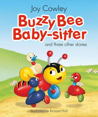 Buzzy Bee Baby Sitter by Joy Cowley