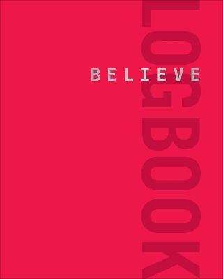 Believe Logbook (Red Edition) by Lauren Fleshman