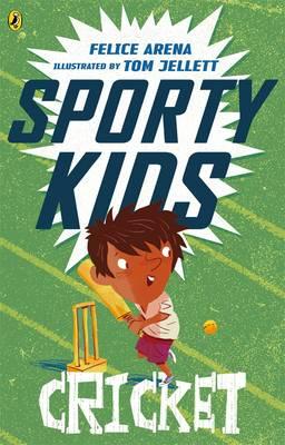 Sporty Kids: Cricket! book
