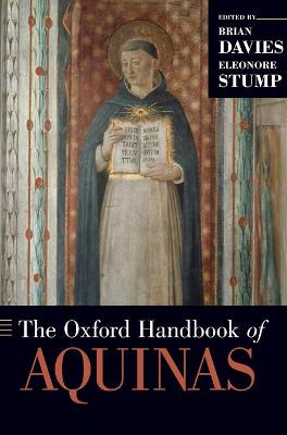 Oxford Handbook of Aquinas by Brian Davies