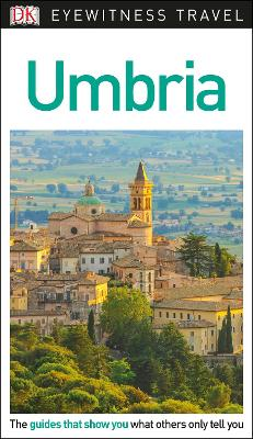 DK Eyewitness Travel Guide Umbria book
