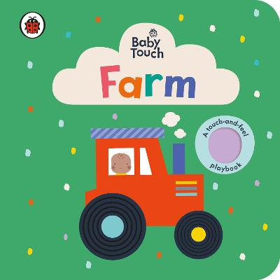 Baby Touch: Farm book
