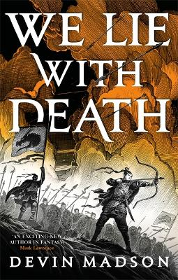 We Lie with Death: The Reborn Empire, Book Two book