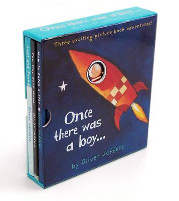 Once There Was a Boy... book
