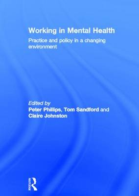 Working in Mental Health book